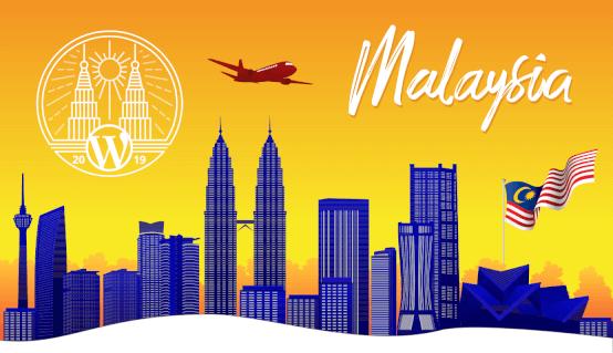 Wordpress Kuala Lumpur background